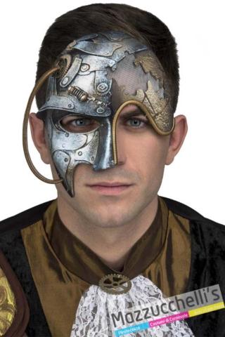 maschera-steampunk-viaggiatore-del-tempo---Mazzucchellis