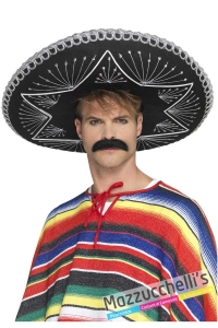 cappello-sombrero-messicano-day-of-the-dead-halloween---Mazzucchellis
