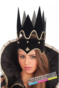 corona-nera-lusso-strega-maligna---Mazzucchellis