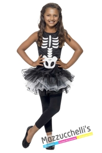 costume-scheletro-bambina---Mazzucchellis