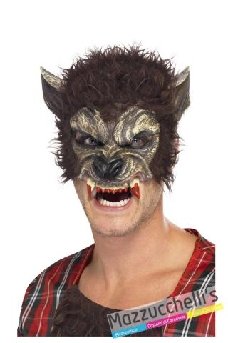 mezza-maschera-lupo-cattivo-horror-halloween---Mazzucchellis