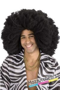 parrucca-afro-nero---Mazzucchellis