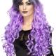 parrucca-lunga-mossa-viola-halloween---Mazzucchellis
