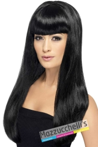 parrucca-nera-liscia-con-frangia---mazzucchellis