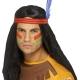 parrucca-uomo-indiano-pellerossa---Mazzucchellis