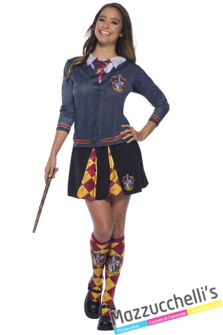 Calze-Grifondoro-Harry-Potter-ufficiale---Mazzucchellis