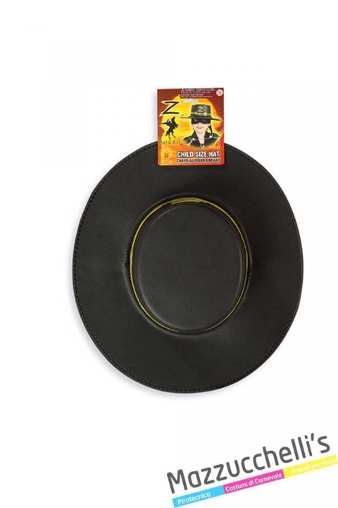 cappello-zorro-personaggio---mazzucchellis