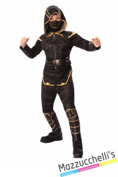 costume-Marvel-ComicsdaAvengers-Supereroe-Occhio-di-FalcoClinton-Francis-Clint-Barton----mazzucchellis