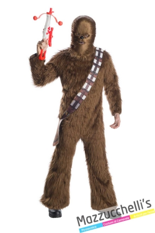 costume-adulto-CHEWBACCA-star-wars-guerre-stellari---mazzucchellis