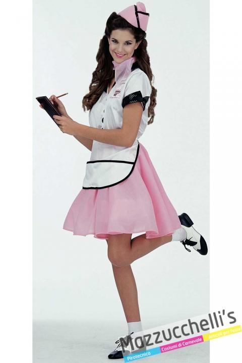 costume-anni-'50-cameriera-rosa--mazzucchellis