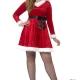 costume-sexy-babbo-natale-femminile-curvy---Mazzucchellis