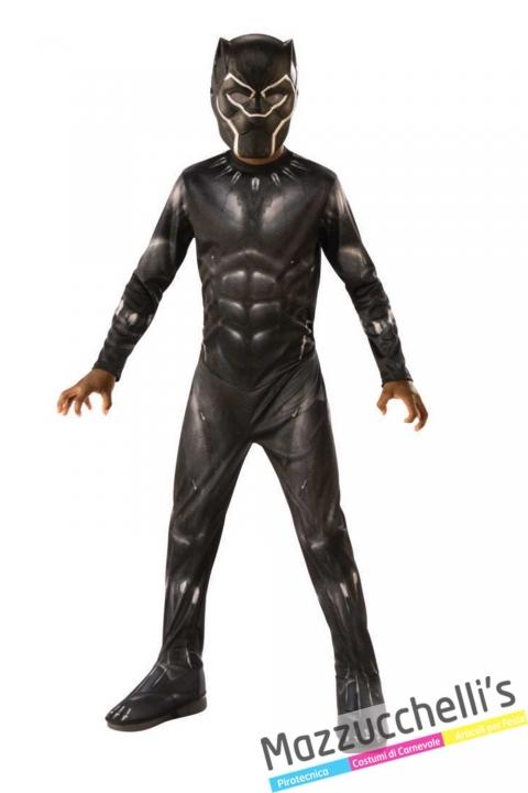 costume-supereroe-black-panther-pantera-nera-ufficiale-marvel---mazzucchellis
