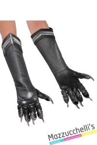guanti-black-panther-pantera-nera-adulto-ufficiale-marvel---mazzucchellis