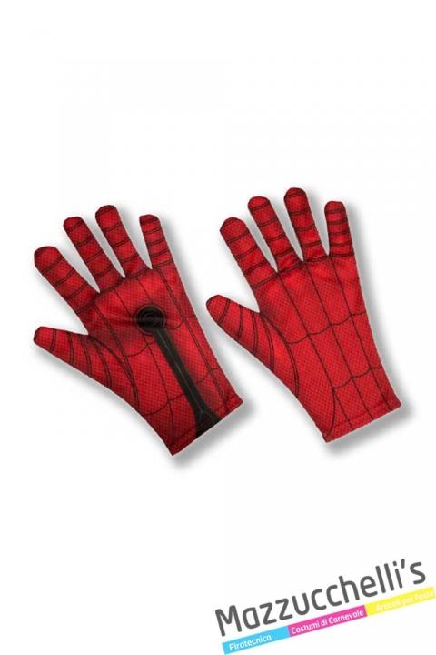 guanti-spiderman-adulto-ufficiale-marvel---mazzucchellis