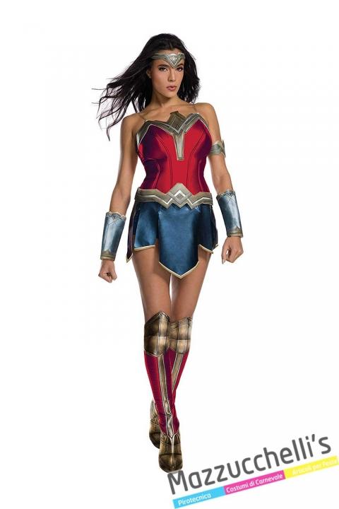COSTUME-DONNA-SEXY-FILM-SUPEREROE-WONDER-WOMAN-Justice-League--MAZZUCCHELLIS