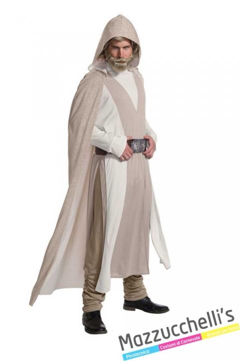 COSTUME-UOMO-Licenza-Ufficiale-Star-Wars---Guerre-StellaridaLuke-Skywalker---MAZZUCCHELLIS