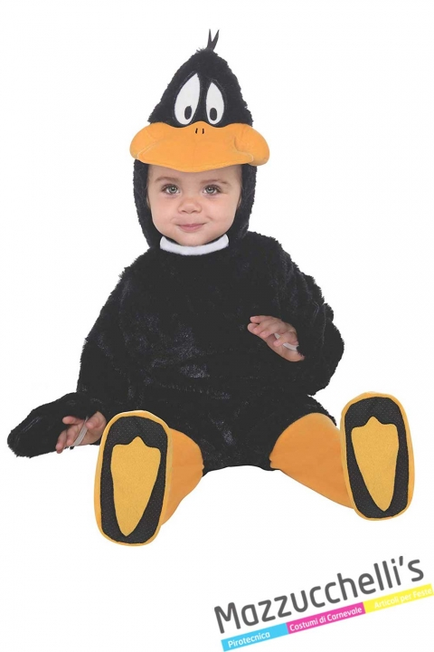 costume-Daffy-Duck---il-Paperodei-Looney-Tunes-cartone---mazzucchellis