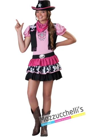 COSTUME-RAGAZZA-TEEN-COWGIRL-WESTER---MAZZUCCHELLIS