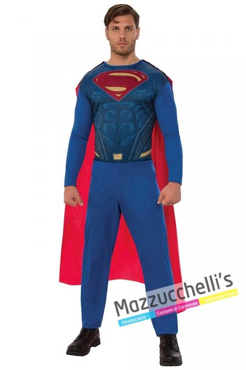 COSTUME-SUPERMAN-UFFICIALE-DDC-COMICS-SUPEREROE---MAZZUCCHELLIS