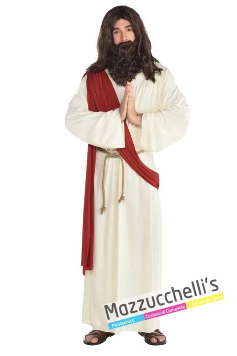 COSTUME-UOMO-GESU'-JESUS-RELIGIOSO---MAZZUCCHELLIS