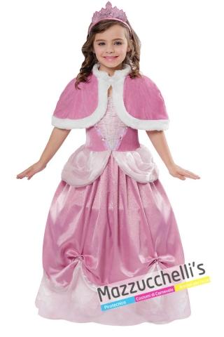 costume-bambina-regina-rincipessa-rosa-carnevale---mazzucchellis