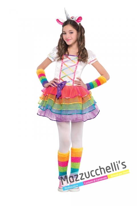 costume-bambina-unicorno-multicolor-film-fiabe---mazzucchellis