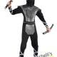 costume-ragazzo-bambino-ninja-argento---mazzucchellis