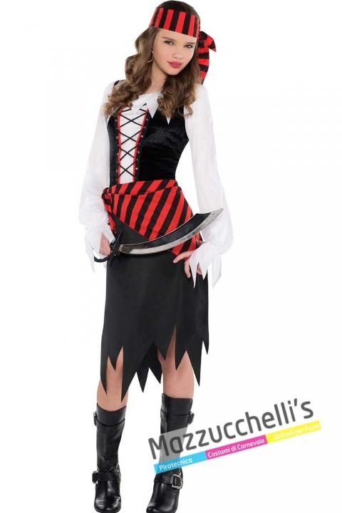 costume-teen-ragazza-donna-piratessa-bucaniera-corsara-carnevale--mazzucchellis