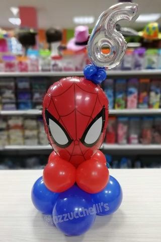 composizione-centrotavola-supereroi-spiderman-uomo-ragno-numero-6-anni-buon-compleanno---mazzucchellis